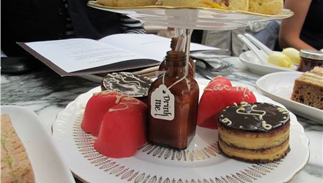 The Sanderson Afternoon Tea Review