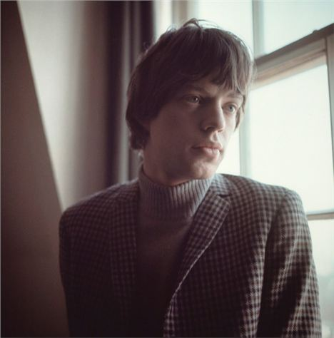 Mick Jagger By David Wedgbury