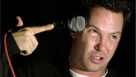 Doug Stanhope At The Leicester Theatre