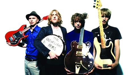 Razorlight Playing In Shoreditch Tonight!