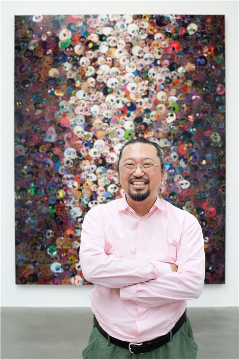 Portrait Of Murakami Photo By Muir Vidler