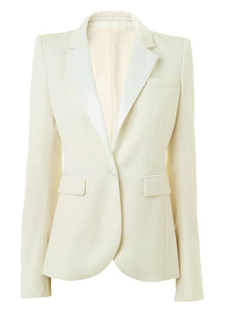 Selfridges Exclusive Rachel Zoe Hutton Tailor Tux Jacket £415