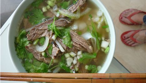 Southeast Asian Cuisine: Vietnam
