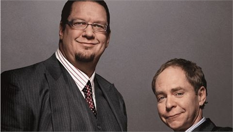Penn & Teller Coming To The O2