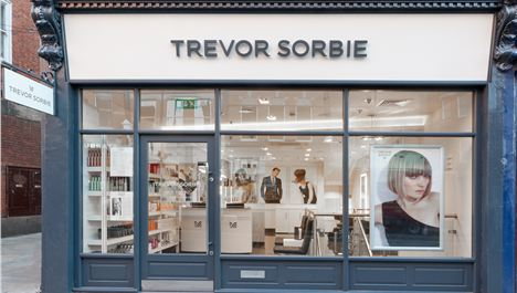 Trevor Sorbie Hampstead Review