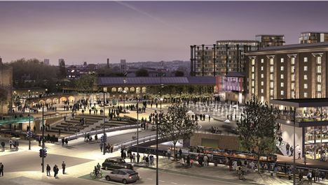 Kings Cross: Design In Desolation