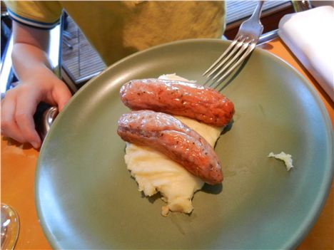 Simple sausages win awards