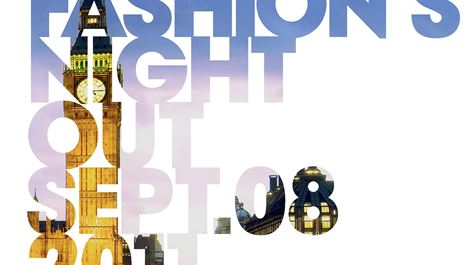 Fashion Night Out & Online Fashion Week