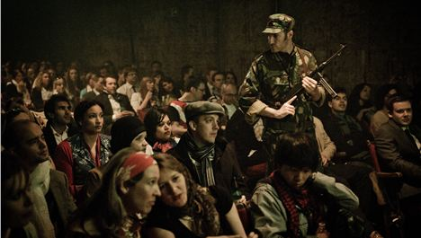 London's Underground Cinema Clubs