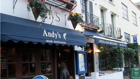 Andy's Taverna Review