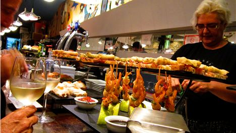 Bilbao For Foodies