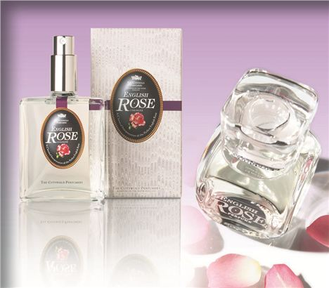 English Rose 14Ml Perfume 100Ml Cologne Cameo