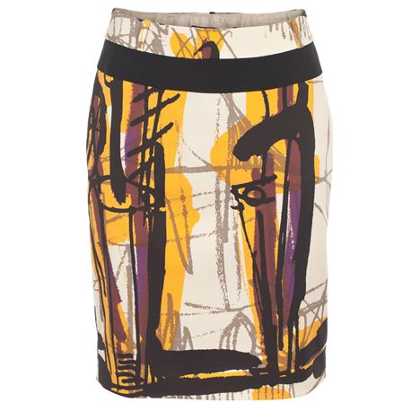 Hnry Moore and Paul Smith skirt