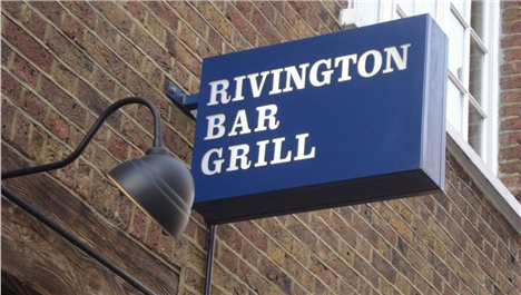 Rivington Grill Review