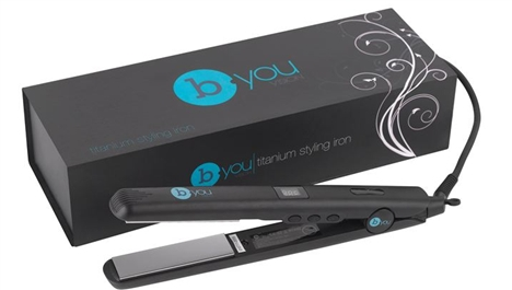 New b.you Vision Titanium Styling Iron