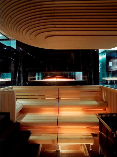 Espa Life At The Corinthia - Sauna 2