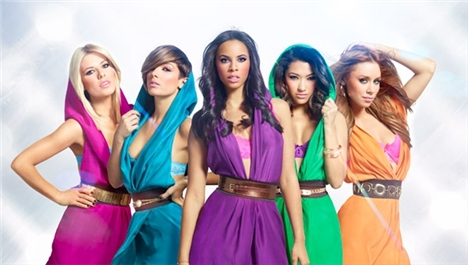 Win Tickets To See The Saturdays At Wembley Arena