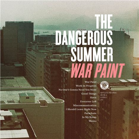 Tds War Paint Cover