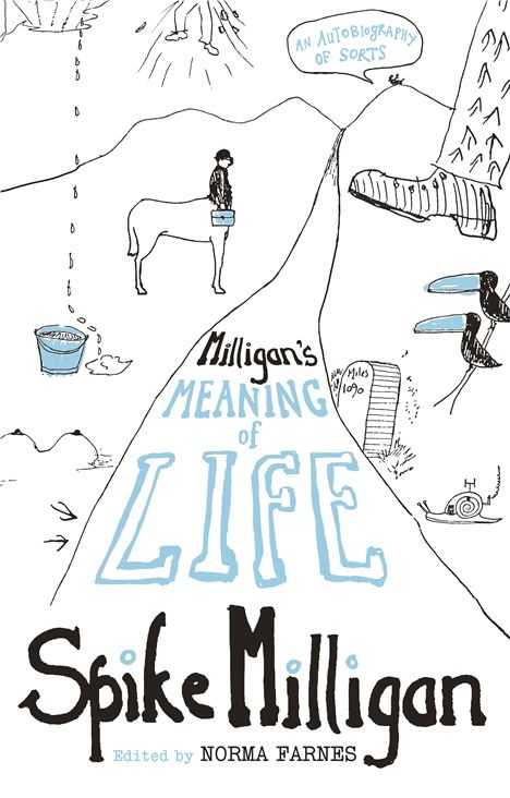 Milligan's Meaning Of Life Hi Res