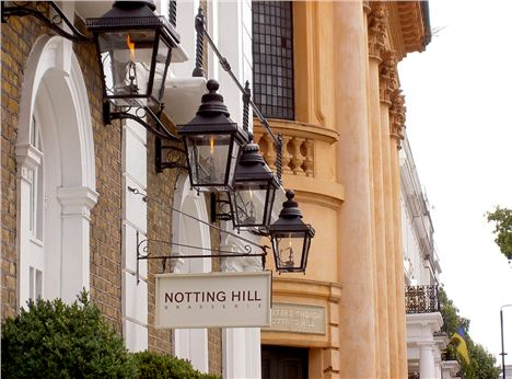 Notting Hill Brasserie Kensington Park Road