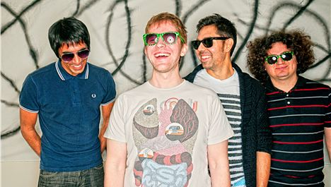 Saves The Day: Are They Through Being Cool?