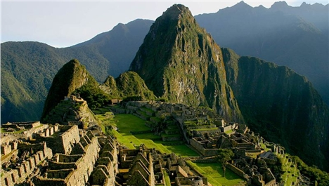 South American Cuisines: PERU