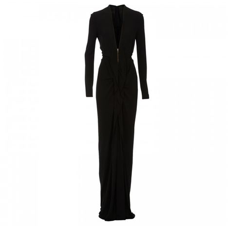 Jersey Maxi Dress By Roland Mouret