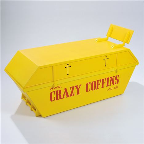 Boxed Credit Crazy Coffins