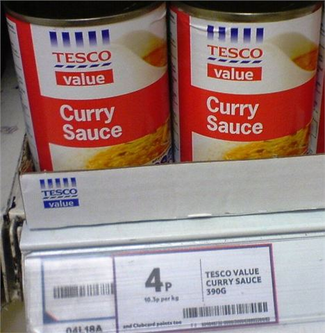 Tesco-Value-Curry
