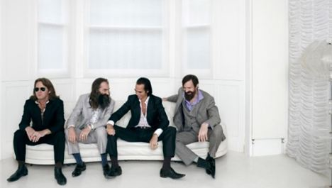 Grinderman New Video
