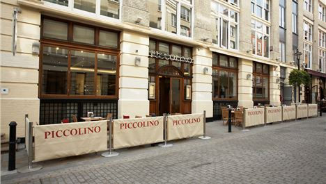 Win Sunday Dinner At Piccolino