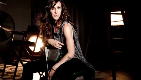 Alanis Announces UK Dates