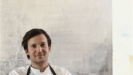 Redzepi Pops Up For A Sporting Event