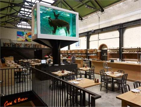 Tramshed main room
