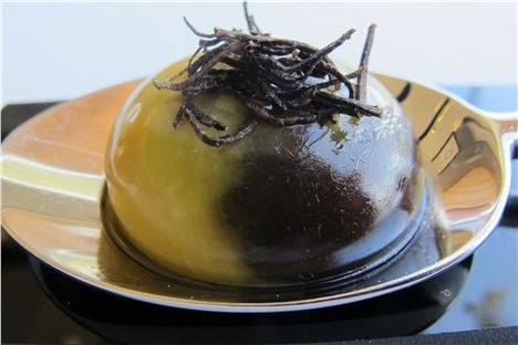 Inside Out Truffled Egg